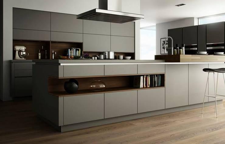 Muebles sobre diseño: Cocina de estilo  por Weld