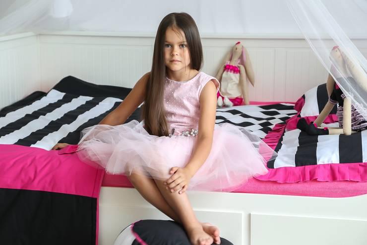 Kolekcja I: styl , w kategorii Sypialnia zaprojektowany przez POPEE Popielewska Style