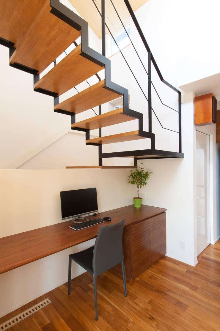 河内長野の家: 株式会社 atelier waonが手掛けた和室です。