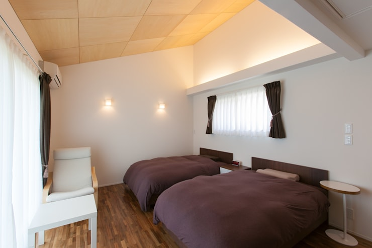 Schlafzimmer von 株式会社 atelier waon