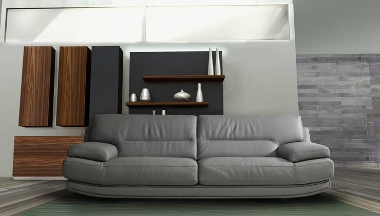 Alifax marki Nieri: styl , w kategorii Salon zaprojektowany przez Italian Style