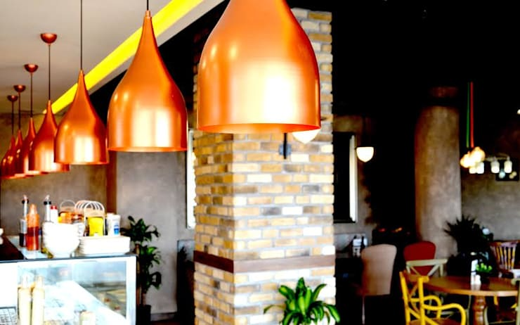 Cenk Erol – Torino Pizza:  tarz Yeme & İçme