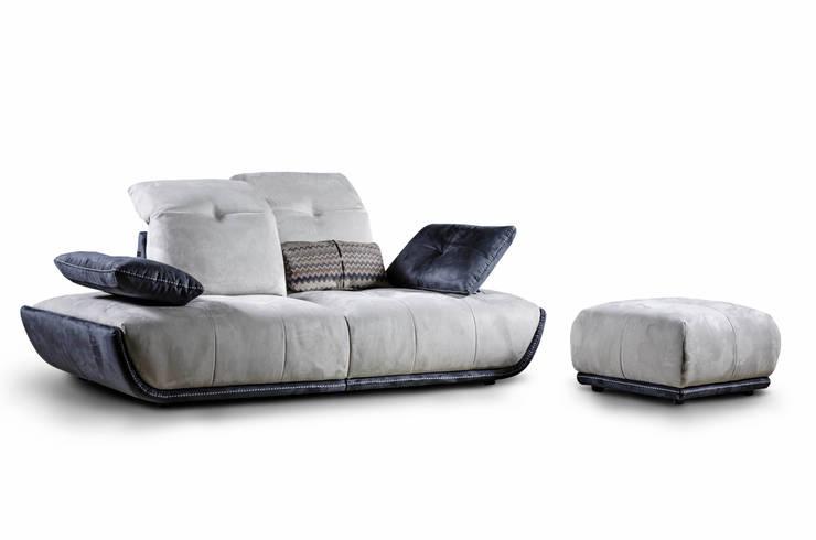 Cassandra marki Nieri : styl , w kategorii Salon zaprojektowany przez Italian Style
