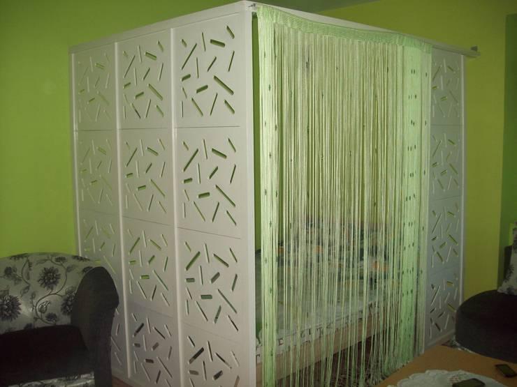 Panele Ścienne: styl , w kategorii Ściany i podłogi zaprojektowany przez Daniel Hydzik