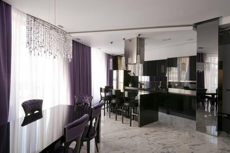 Борисоглебский квартира: Кухни в . Автор – bakhmetiev.com