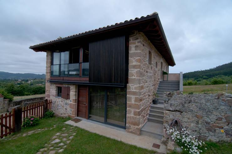 บ้านและที่อยู่อาศัย by RUBIO · BILBAO ARQUITECTOS
