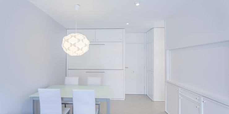 Sala da pranzo in stile in stile Minimalista di Esteban Rosell