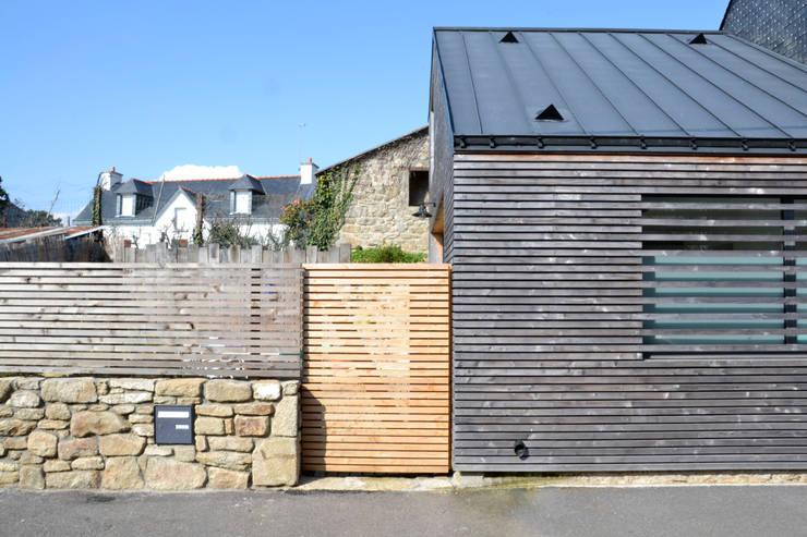 LEMON: Maisons de style  par Bertin Bichet