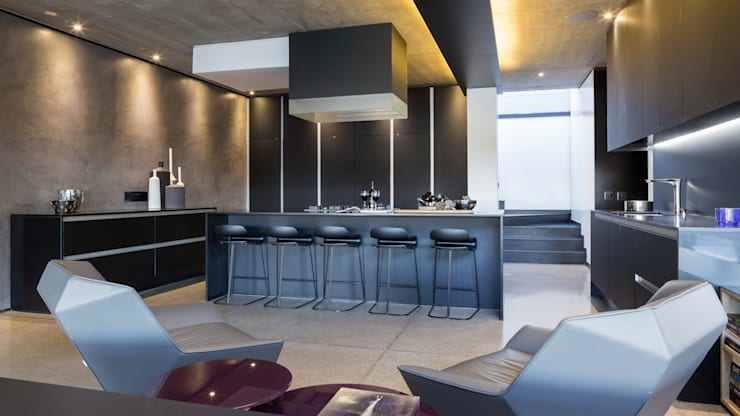 Dapur by Nico Van Der Meulen Architects