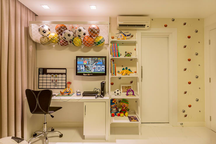 Projeto 1: Quartos  por Cristiane Fernandes Designer de Interiores