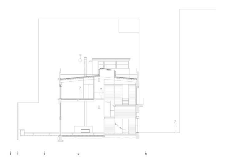 Casas de estilo moderno por lluiscorbellajordi