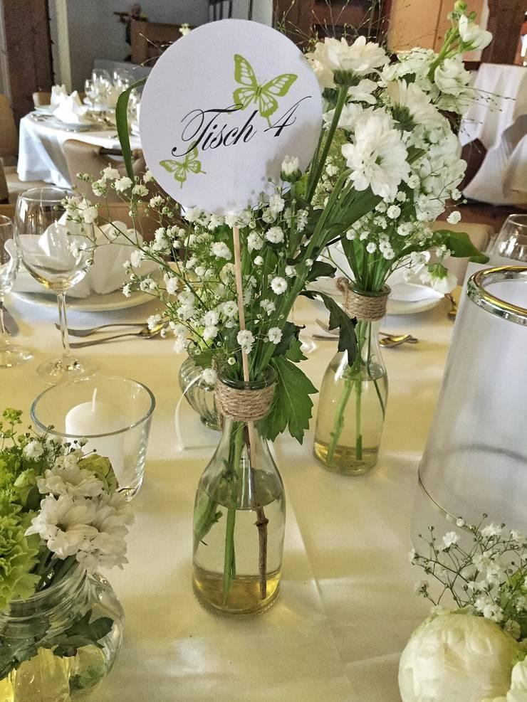 Hochzeitsdekoration | Hochzeitsdekoration Von Ambiente Homify