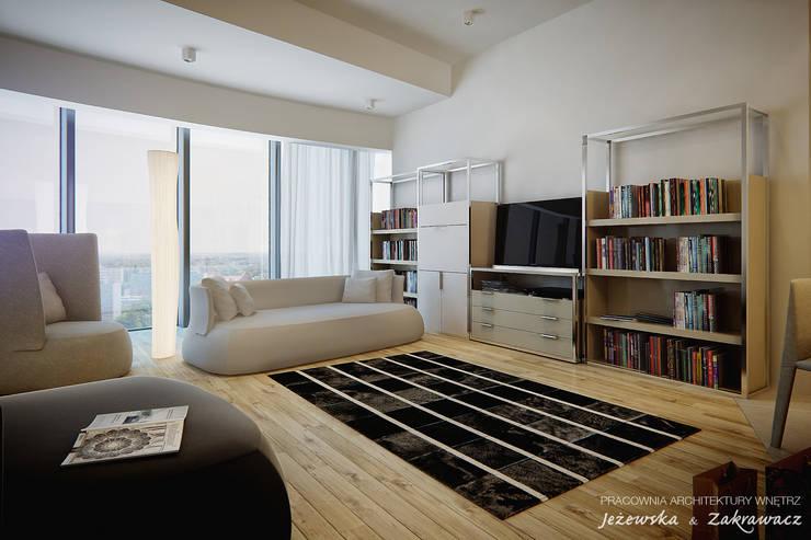Sky Tower : styl , w kategorii  zaprojektowany przez Jeżewska & Zakrawacz