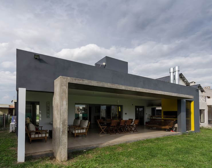 Houses by M2a Arquitectura