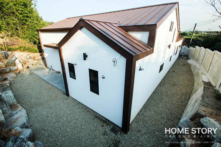 modern Houses by (주)홈스토리