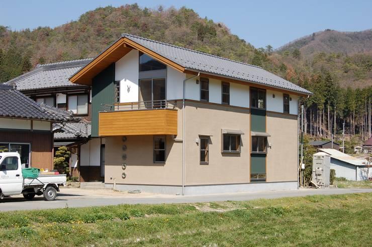 新宮の家: 今村建築一級建築士事務所が手掛けた家です。