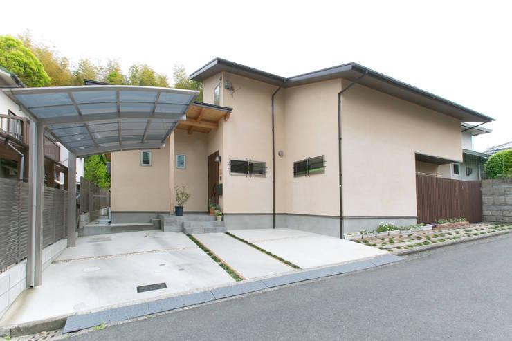 葛城の家: 株式会社 atelier waonが手掛けた家です。