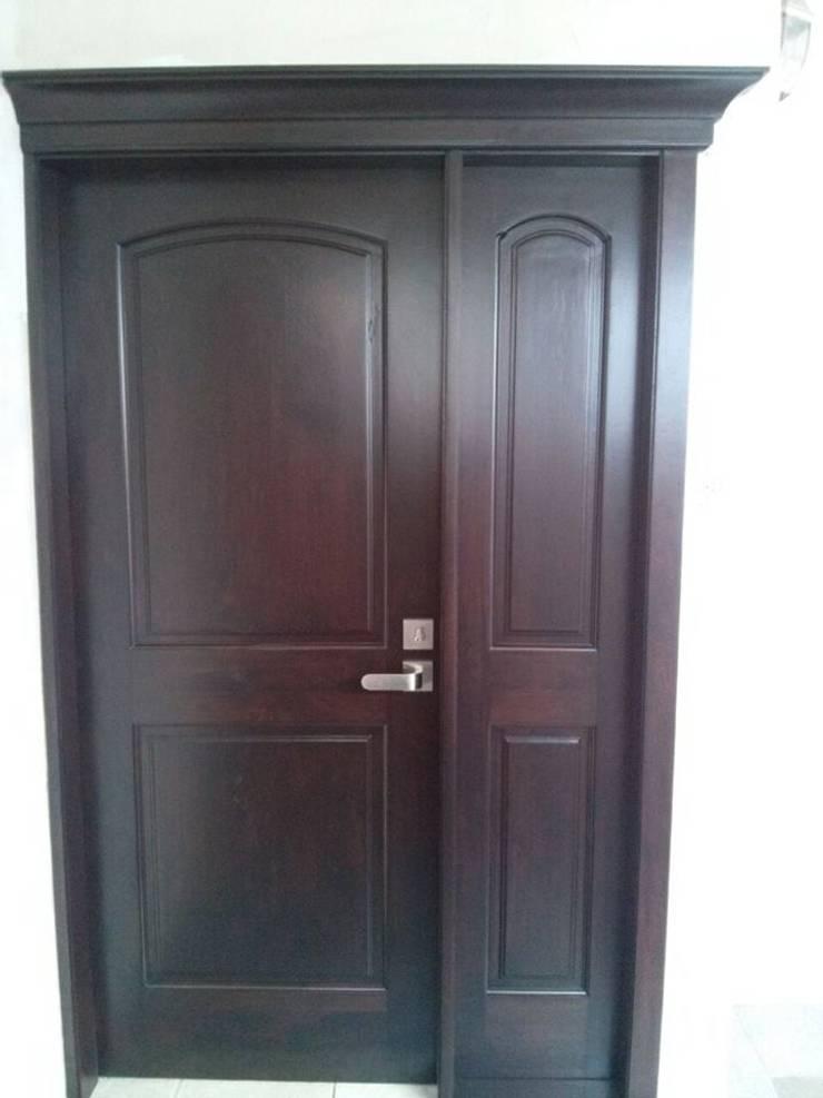 Carpintería HDH: Puertas y ventanas de estilo  por carpinteria hdh