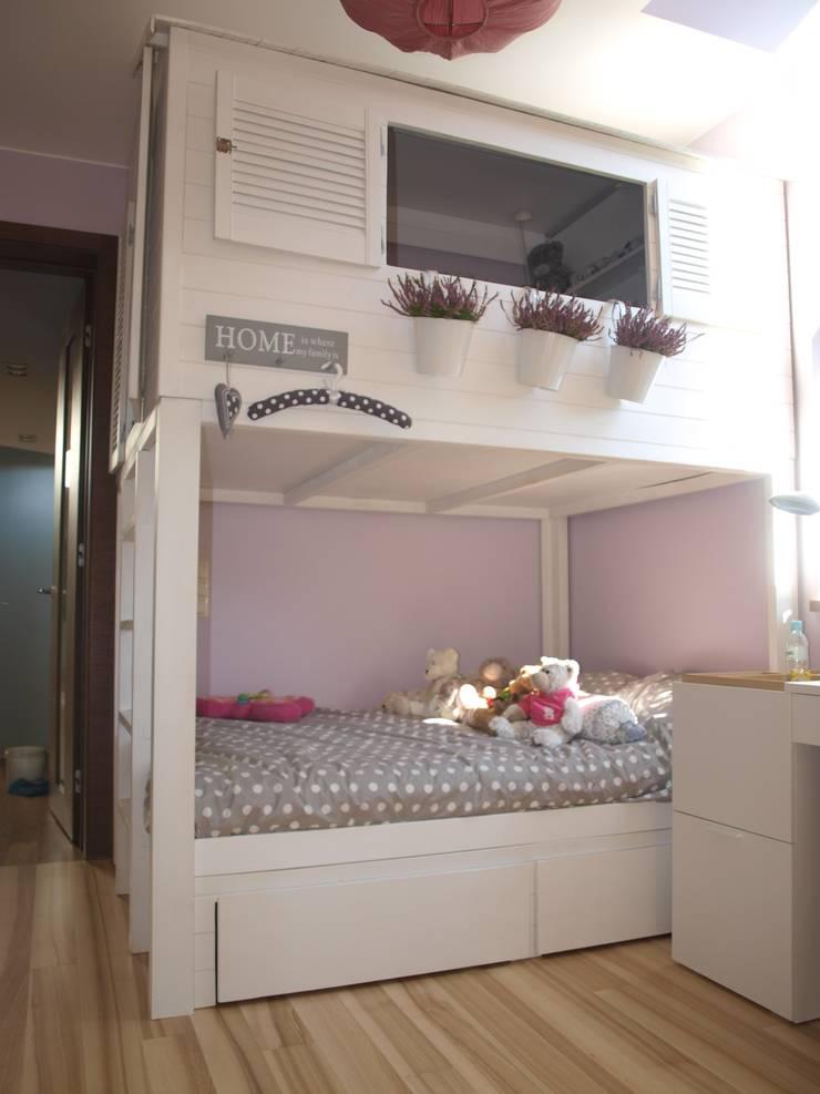 Unikatowy domek dla dziecka: styl , w kategorii  zaprojektowany przez Eko Bracia,Klasyczny