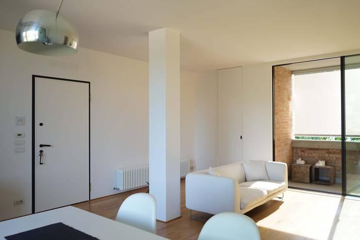 Living room by Andrea Gaio Design