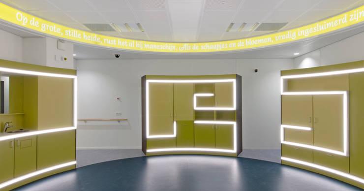 Radiotherapiegroep :  Ziekenhuizen door Bureau Berndsen, Modern