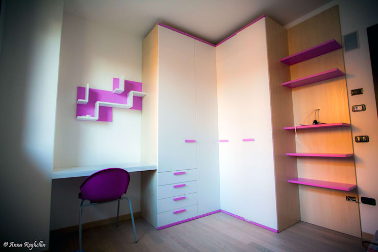 غرفة نوم تنفيذ Studio HAUS
