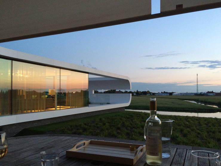 Terrasse von Waterstudio.NL