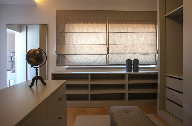 Dormitorios de estilo  de CW