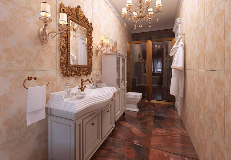 Новые Вешки: Ванные комнаты в . Автор – osavchenko,