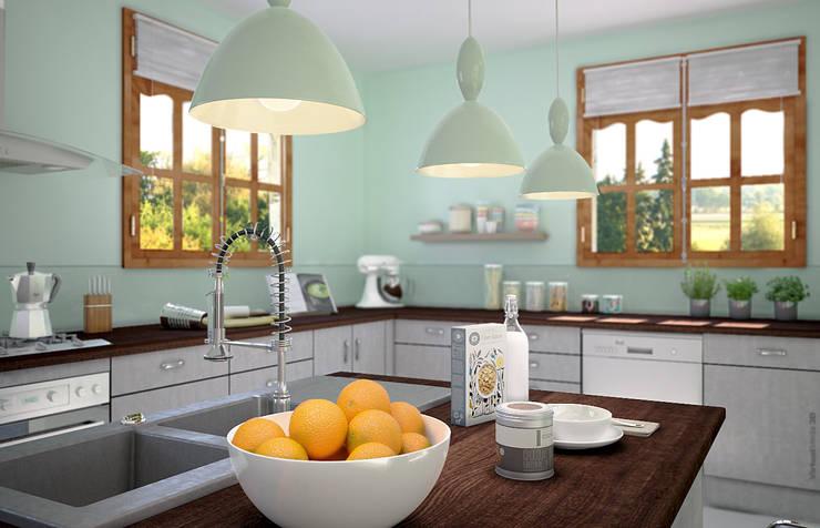 Kitchen by Concept d'intérieur