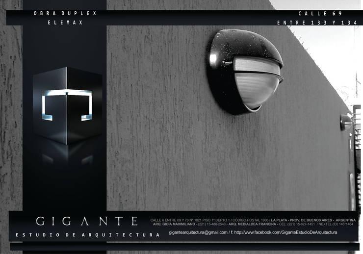 Portada de Obra: Casas de estilo  por Gigante ::: Estudio de Arquitectura