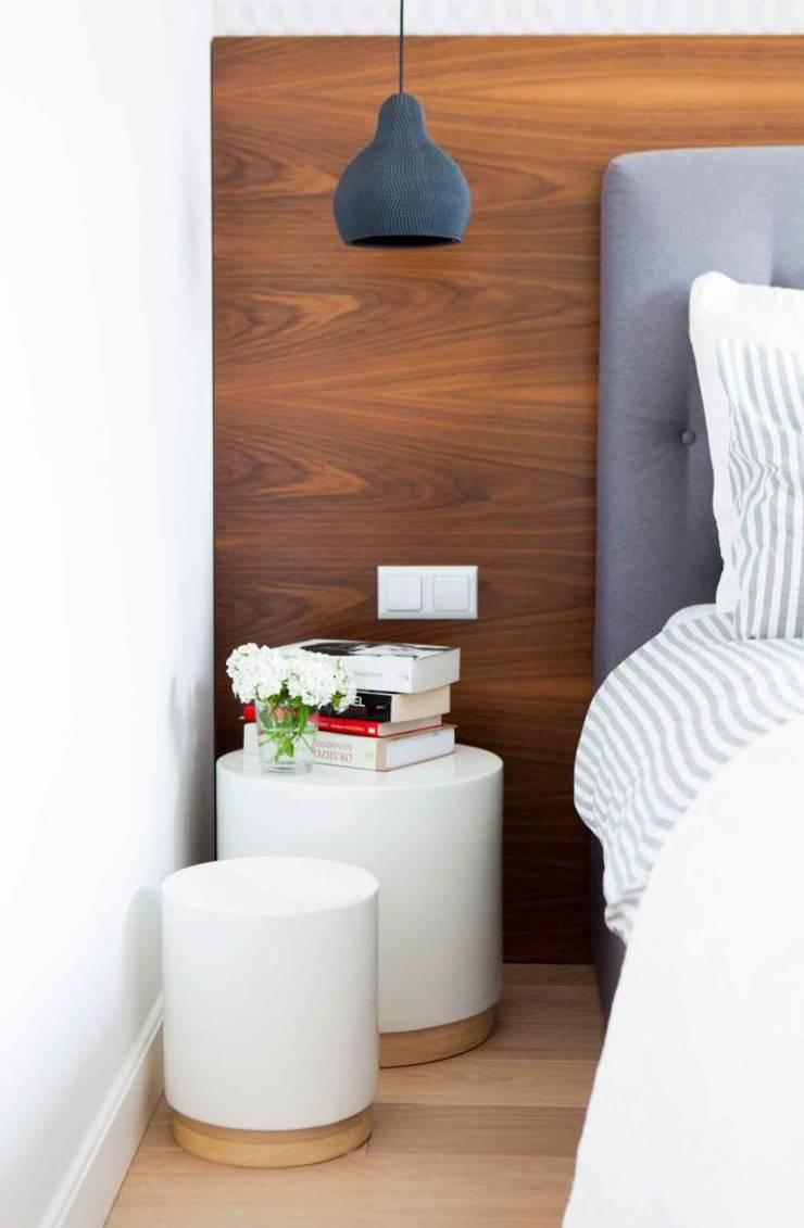Realizacja 12 : styl , w kategorii Sypialnia zaprojektowany przez MGN Pracownia Architektoniczna,