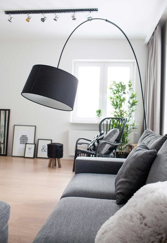 Modern living room by MGN Pracownia Architektoniczna Modern