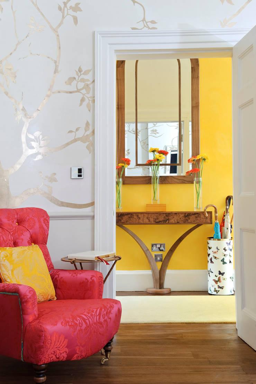 ห้องนั่งเล่น by Rebecca James Studio