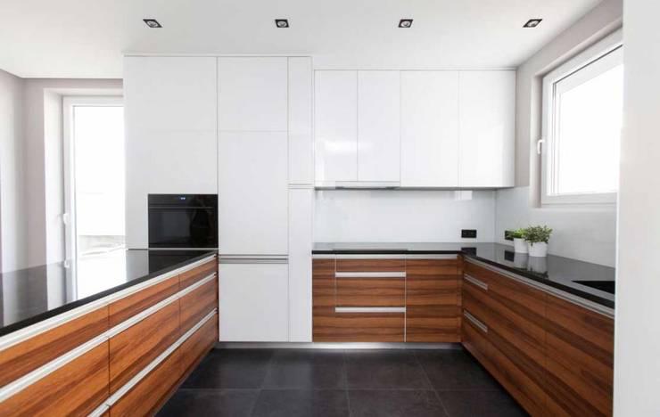 Realizacja 9 : styl , w kategorii Kuchnia zaprojektowany przez MGN Pracownia Architektoniczna