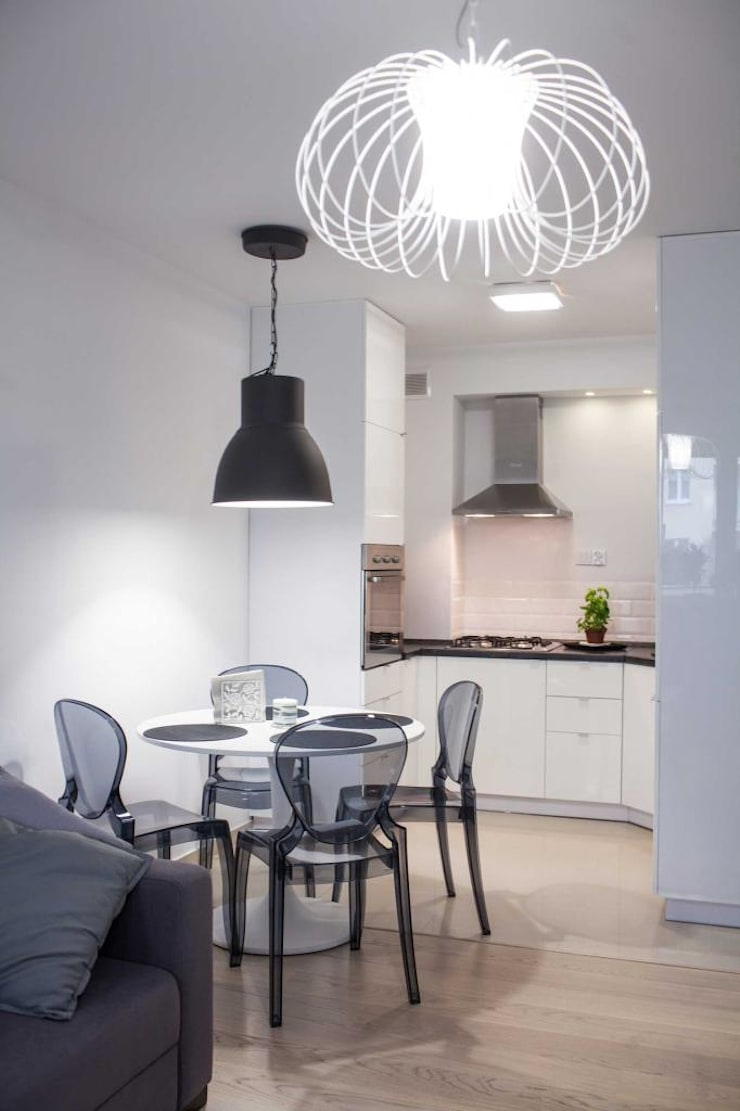 Kitchen by MGN Pracownia Architektoniczna