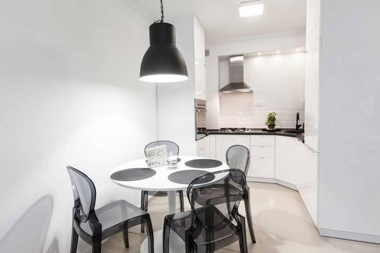Dining room by MGN Pracownia Architektoniczna