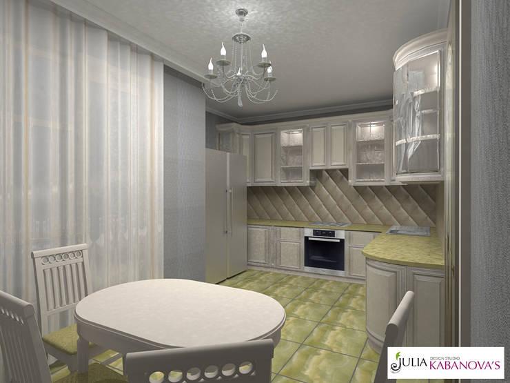 Дизайн проект на ул.Таганской: Медиа комнаты в . Автор – JULIA KABANOVA's DESIGN STUDIO