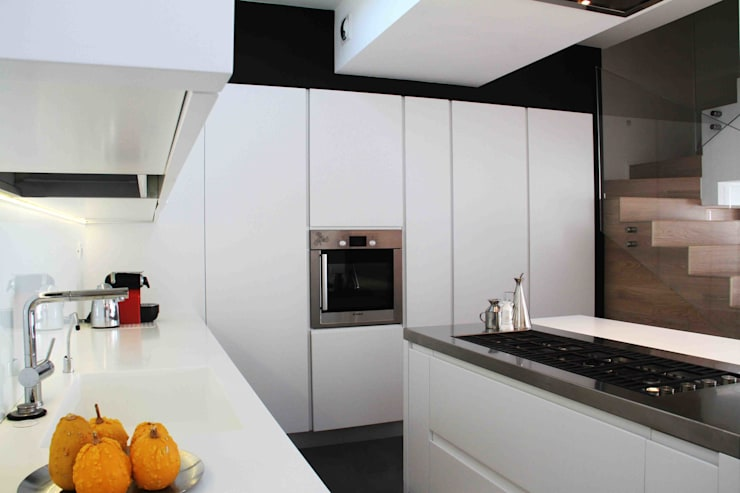 Cocinas de estilo  por Federico Pisani Architetto
