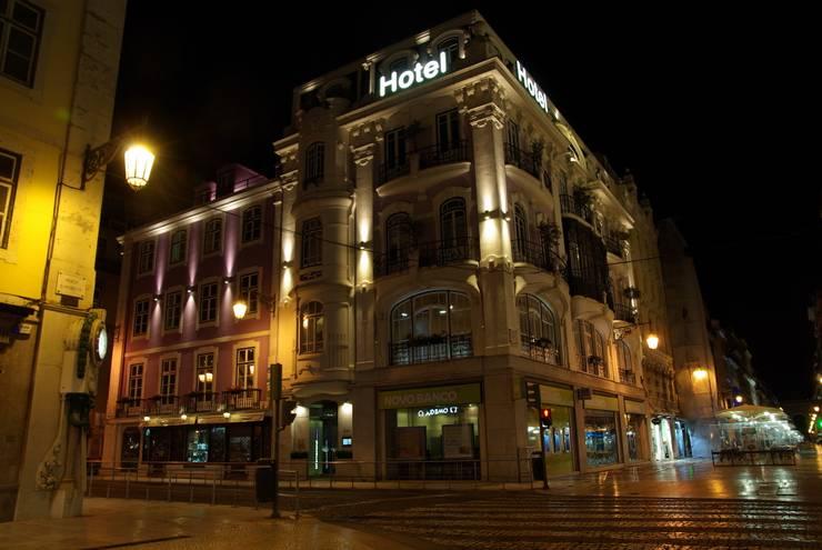 Internacional Design Hotel: Hotéis  por Visual Stimuli