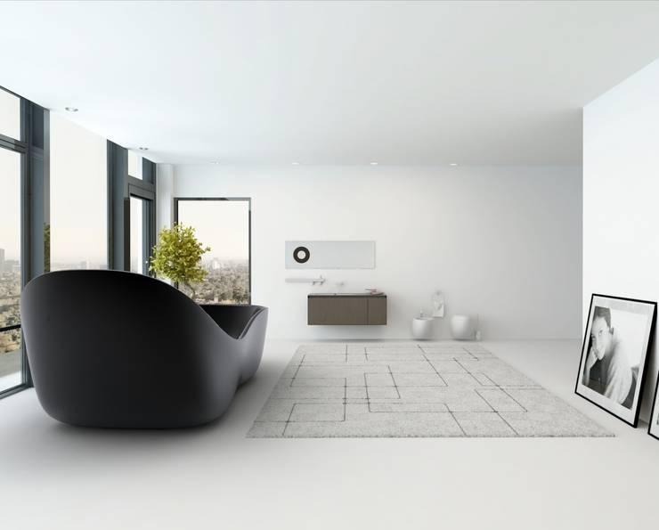 Baños de estilo  por Studio Ferrante Design
