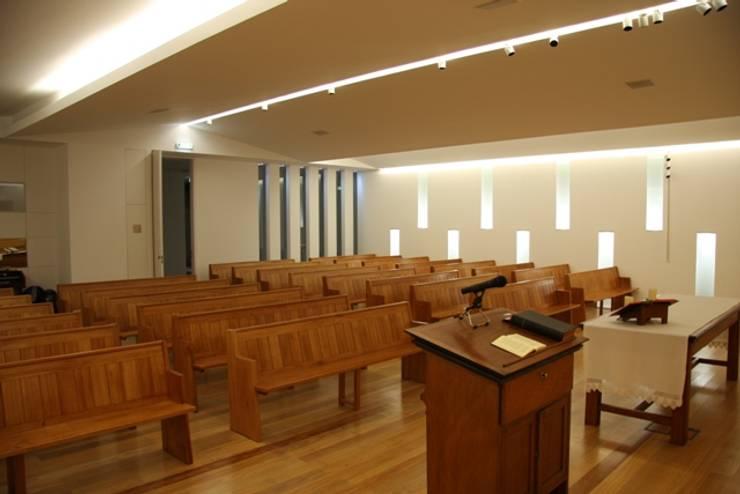 Igreja Presbiteriana de Lisboa: Locais de eventos  por Visual Stimuli