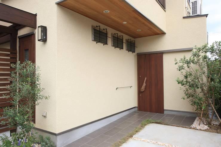 茨木の家: 株式会社 atelier waonが手掛けた家です。,