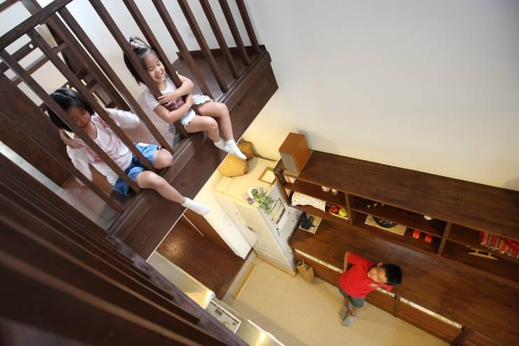 茨木の家: 株式会社 atelier waonが手掛けた和室です。,