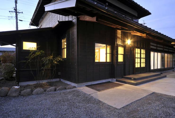 原村М邸リノベーション: 片倉隆幸建築研究室が手掛けたです。