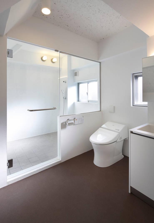 賃貸A: 株式会社 オーワークスが手掛けた浴室です。,オリジナル
