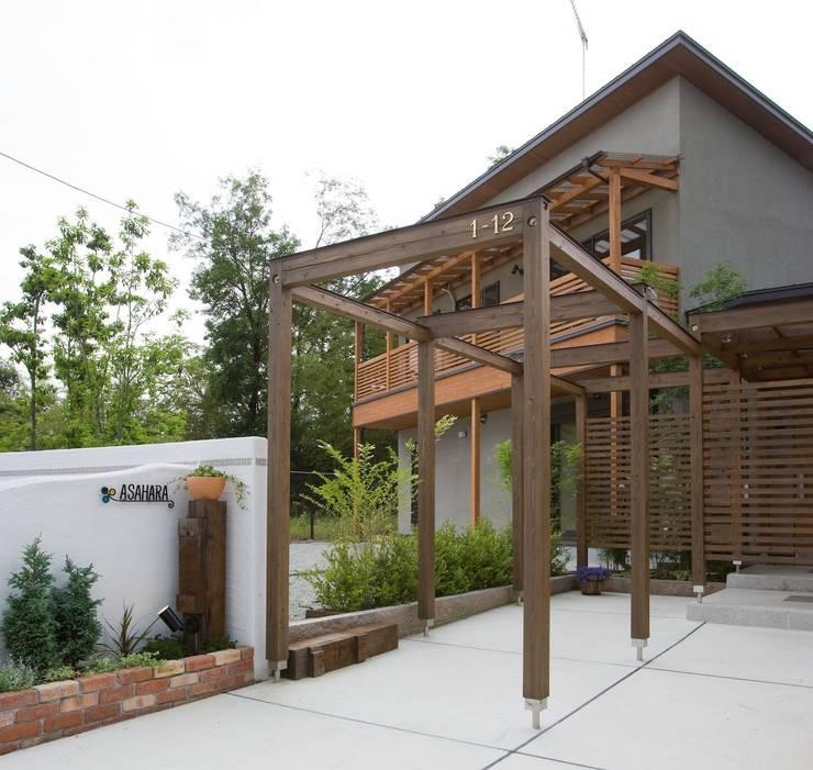 五條の家: 株式会社 atelier waonが手掛けた家です。