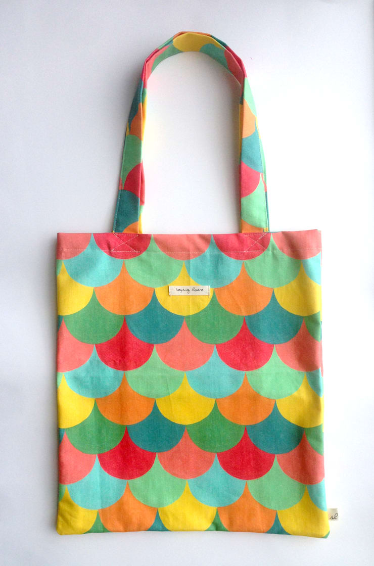 Ginkgo Book Bag: SL design의  가정 용품,