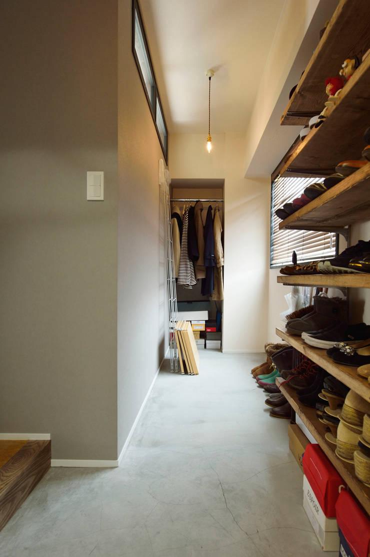 ビンテージマンションを自分色に: 株式会社スタイル工房が手掛けたです。