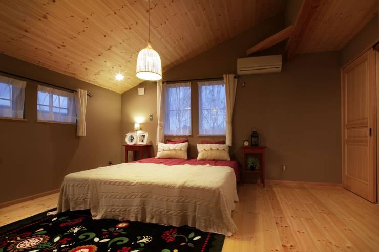 Спальня by dwarf